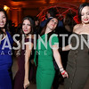Andi Coronado, Suzanne Kianpour, Anastasia Dellaccio, Fran Holuba. Photo by Tony Powell. 2018 YGL. Union Station. November 10, 2017