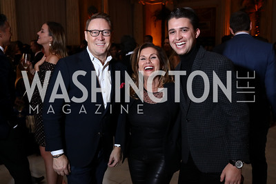 Timothy Lowery, Lynda Erkiletian, Michael Zingali. Photo by Tony Powell. 2018 YGL. Union Station. November 10, 2017