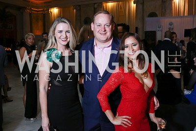 Audrey Henson, Ryan Thompson, Natalie Clay. Photo by Tony Powell. 2018 YGL. Union Station. November 10, 2017