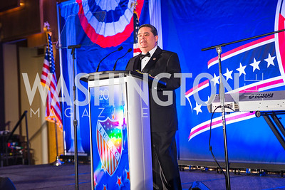 Roger Rocha. Photo by Alfredo Flores. LULAC 20th Annual LULAC National Legislative Awards Gala. Grand Hyatt. February 15, 2017