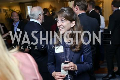 Sherri Francescon. Photo by Tony Powell. Sixth Annual Tribute to Veterans. Capitol Hill Club. June 27, 2017