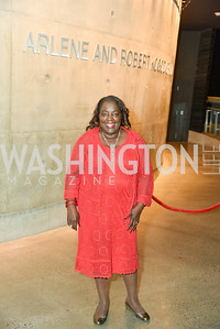 Sandra E. Taylor, Arena Stage Wine Auction, October 3, 2017, Photo by Ben Droz