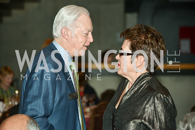 Sandy Bieber, Molly Smith,  Arena Stage Wine Auction, October 3, 2017, Photo by Ben Droz