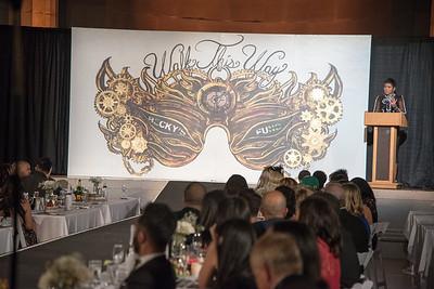 Tamron Hall, Becky's Fund, Walk This Way, Mellon Auditorium, October 27, 2017, photo by Ben Droz.