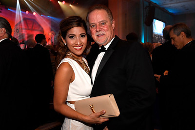 WASHINGTON, DC - JANUARY 19:  Marichu Skaggs (L) and Tony Lundy, president and CEO at MCS Inc. of Danville, VA, attend the Texas State Society of Washington, D.C. Black Tie and Boots Presidential Inaugural Ball at the Gaylord National Resort & Convention Center on January 19, 2017 in Washington, DC.  (Photo by Larry French/Washington Life Magazine)