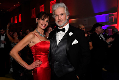 WASHINGTON, DC - JANUARY 19:  Debbie Henry and Terrence O'Sullivan attend the Texas State Society of Washington, D.C. Black Tie and Boots Presidential Inaugural Ball at the Gaylord National Resort & Convention Center on January 19, 2017 in Washington, DC.  (Photo by Larry French/Washington Life Magazine)