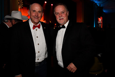 WASHINGTON, DC - JANUARY 19:  Representative Louie Gohmert (R-TX) and Tony Lundy, president and CEO at MCS Inc of Danville, VA attend the Texas State Society of Washington, D.C. Black Tie and Boots Presidential Inaugural Ball at the Gaylord National Resort & Convention Center on January 19, 2017 in Washington, DC.  (Photo by Larry French/Washington Life Magazine)