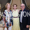 Anne LeBlanc, Adrienne Arsht, Thomas LeBlanc. Photo by Tony Powell. Brunch in honor of Thomas LeBlanc. Arsht Residence. September 10, 2017