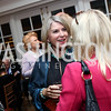 Kathleen Matthews, Susan Blumenthal. Photo by Tony Powell. Buffy Cafritz Inauguration Party. Hay Adams. October 25, 2017