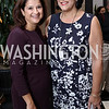 """Jacquie Bloom, Tammy Haddad. Photo by Tony Powell. """"Sisters First"""" Book Party. Jefferson Hotel. October 26, 2017"""