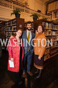 Louise Bruce, Claude Rosen, Suzanne Ortega