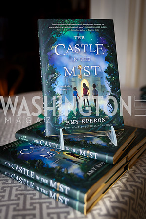Amy Ephron Book Tea Party | Tony Powell