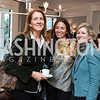 """Jenny Irwin, Gina Coburn, Christie Weiss. Photo by Tony Powell. Amy Ephron """"Castle in the Mist"""" Book Party. Sonneborn Residence. March 5, 2017"""