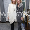 "Katherine Bradley, Mary Haft. Photo by Tony Powell. Amy Ephron ""Castle in the Mist"" Book Party. Sonneborn Residence. March 5, 2017"