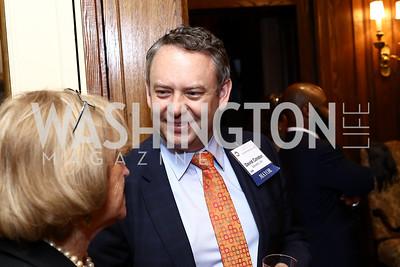 Spokane, WA Mayor David Condon. Photo by Tony Powell. Colombian Embassy Conference of Mayors. January 18, 2017