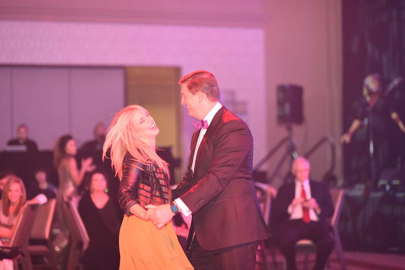 Chelsie Hightower & Jim David. November 11, 2017. DC's Dancing Stars Gala. Amanda Warden.