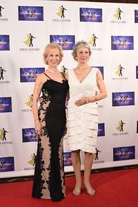 Traudel Lange & Debra Black. November 11, 2017. DC's Dancing Stars Gala. Amanda Warden.