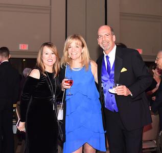 Judy Hampleton, Wende Ruffin & Andy Owens. November 11, 2017. DC's Dancing Stars Gala. Amanda Warden.