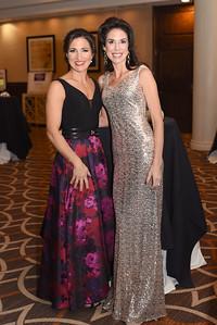 Dr. Caroline Coakley & Caroline Coakley. November 11, 2017. DC's Dancing Stars Gala. Amanda Warden.