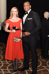 Claire Butler & Mordecai Scott. November 11, 2017. DC's Dancing Stars Gala. Amanda Warden.