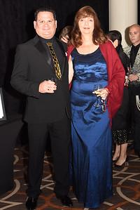 Gregg & Andrea MacDonald. November 11, 2017. DC's Dancing Stars Gala. Amanda Warden.