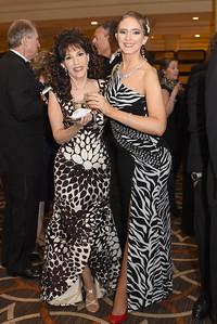 Barbara Hamilton & Bonnie Mulroy. November 11, 2017. DC's Dancing Stars Gala. Amanda Warden.