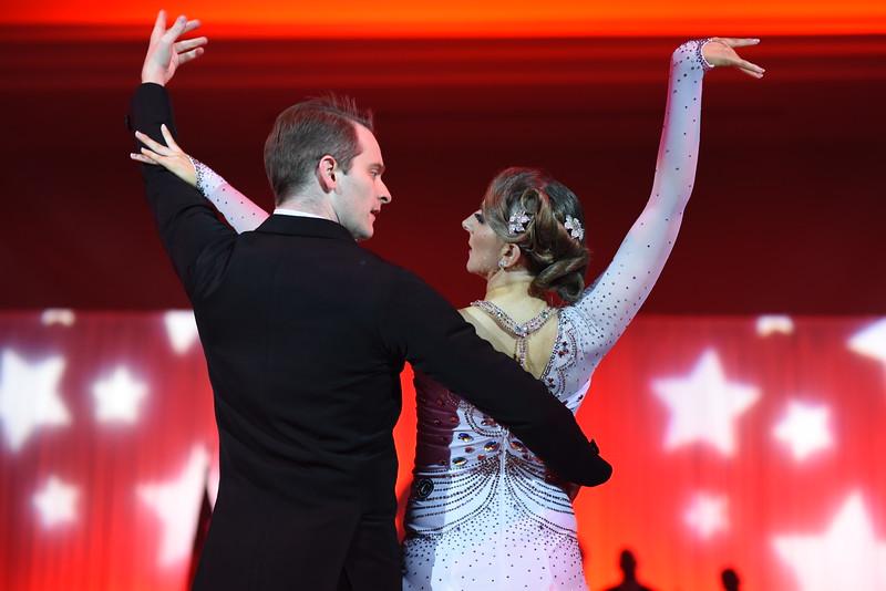 Jason Rushing & Bonnie Mulroy. November 11, 2017. DC's Dancing Stars Gala. Amanda Warden.
