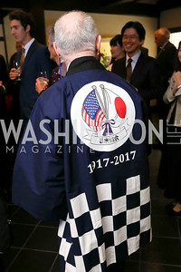 Robin Berrington. Photo by Tony Powell. Emperor of Japan Birthday Celebration. Residence of Japan. December 12, 2017