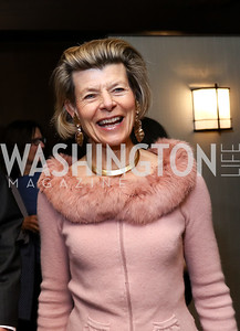 Diana Negroponte. Photo by Tony Powell. Emperor of Japan Birthday Celebration. Residence of Japan. December 12, 2017