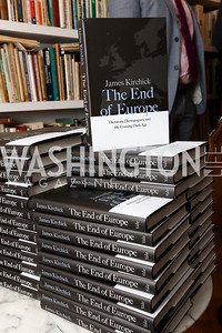 "Photo by Tony Powell. ""End of Europe"" Book Party. The Wyoming. March 9, 2017"
