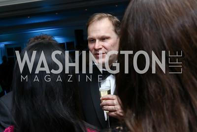 Paul Wood. Photo by Tony Powell. Goddard Gunster Inaugural Reception. Hay Adams. January 19, 2017