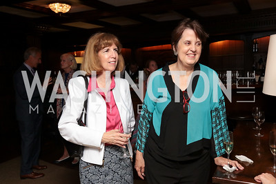 Paula Kelley, Mary Josie Blanchard. Photo by Tony Powell. 2017 IAR Cocktails for a Cause. George Town Club. July 27, 2017