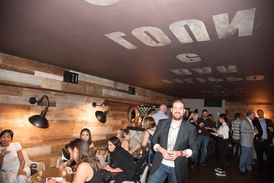 Mekki Karrakchou INGLOT Pre-Launch Party at Filippo Champagne Lounge.  September 21, 2017.  Photo by Ben Droz