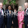 Sen. Ed Markey, Cynthia Bunton, Didi Cutler, Susan Blumenthal, Former VP Joe Biden. Photo by Tony Powell. Intl. Student House 2017 Global Leadership Awards. October 4, 2017