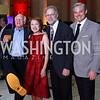 Ben Cohen, Sachiko Kuno, Jerry Greenfield, Mark Lowham. Photo by Tony Powell. Inaugural Halcyon Awards. Union Station. May 20, 2017