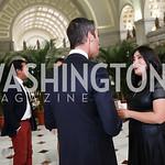 NPR's All Things Considered host Ari Shapiro, Jay Newton Small. Photo by Tony Powell. Inaugural Halcyon Awards. Union Station. May 20, 2017