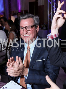 Coldwell Banker VP Rick Hoffman. Photo by Tony Powell. Inaugural Halcyon Awards. Union Station. May 20, 2017
