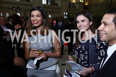 Jeanette Morelan, Beatrice Camden. Photo by Tony Powell. Inaugural Halcyon Awards. Union Station. May 20, 2017
