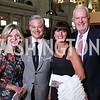 Kay Kendall, Mark Lowham, Michelle Freeman, Jack Davies. Photo by Tony Powell. Inaugural Halcyon Awards. Union Station. May 20, 2017