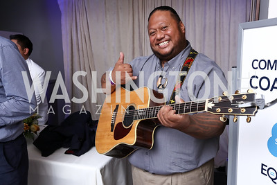 LT Smooth. Photo by Tony Powell. Inaugural Salesforce Equality Awards. NMWA. April 3, 2017