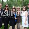 Malene Davis, Amy Sky, Beth Nielsen Chapman, Olivia Newton-John, Lisa Zuccari, John Easterling. Photo by Tony Powell. Inaugural Women of Compassion Award Brunch. Zuccari Residence. May 2, 2017