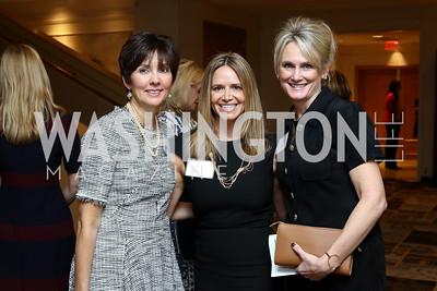 Gloria Chambers, Kim Helfgott, Karen Symon. Photo by Tony Powell. Sister Cities Inaugural Breakfast. Four Seasons. January 19, 2017