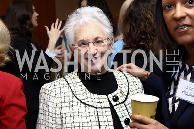 Rep. Virginia Foxx. Photo by Tony Powell. Sister Cities Inaugural Breakfast. Four Seasons. January 19, 2017