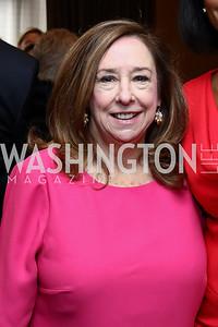 Pam Stevens. Photo by Tony Powell. Sister Cities Inaugural Breakfast. Four Seasons. January 19, 2017