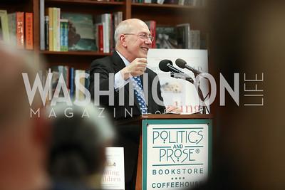 """Dr. Kurt Newman. Photo by Tony Powell. Kurt Newman """"Healing Children"""" Book Party. Politics & Prose. June 19, 2017"""