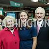 "Melanne Verveer, Leigh Bianchi, Phil Verveer. Photo by Tony Powell. Kurt Newman ""Healing Children"" Book Party. Politics & Prose. June 19, 2017"