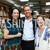 "Alexandra Migoya, Paul Freedman, Vita Pagnani. Photo by Tony Powell. Kurt Newman ""Healing Children"" Book Party. Politics & Prose. June 19, 2017"