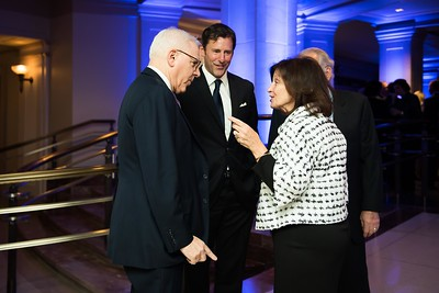 LBJ Foundation awarded its most prestigious prize, the LBJ Liberty & Justice for All Award, to philanthropist David M. Rubenstein on November 8, 2017.  Photography by Joy Asico