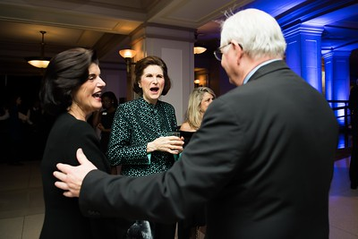 Lynda Bird Johnson Robb. LBJ Foundation awarded its most prestigious prize, the LBJ Liberty & Justice for All Award, to philanthropist David M. Rubenstein on November 8, 2017.  Photography by Joy Asico