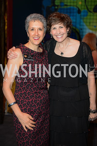 Cheryl Kagan, Heidi Onkst, Leadership Montgomery, Celebration of Leadership, The Fillmore, June 6th, 2017, Photo by Ben Droz.